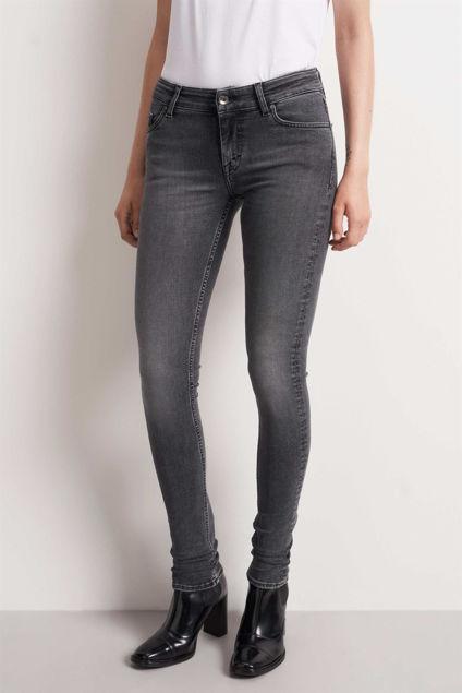 Slight Jeans Vasket sort