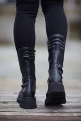 Kips Ulrika Boots Sort