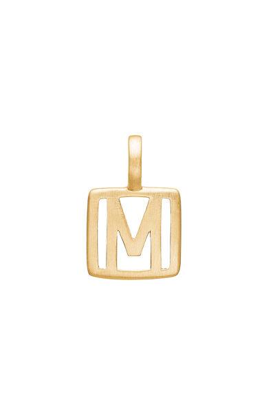 Bokstav M M