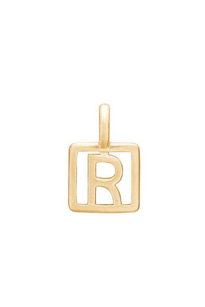 Bokstav R R
