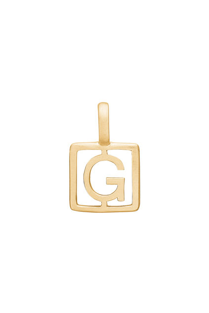 Bokstav G G