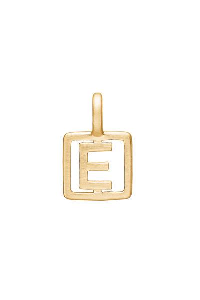 Bokstav E E