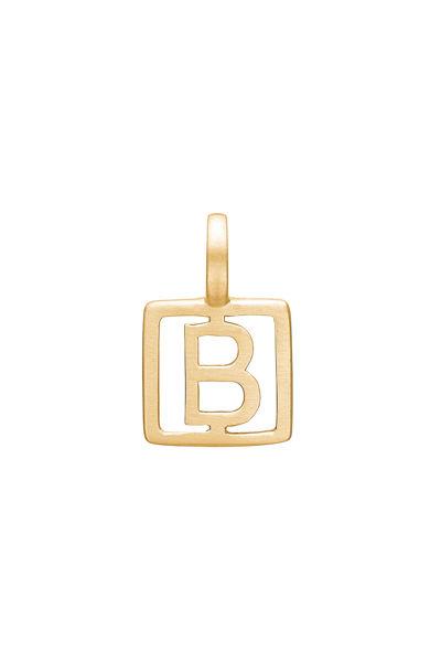 Bokstav B B
