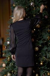 Jomena LS Short Dress Sort