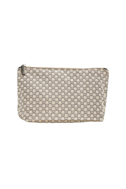 IW Travel Toiletry Pouch Logo Beige/Sort