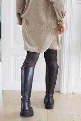 Charis Jeppi Skirt Sand