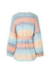 Elsa Knit Cardigan Mix Pastell