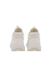 Cervo Sneakers Lys beige/Hvit