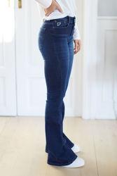 Raval 16 Marconi Mist New Jeansblå
