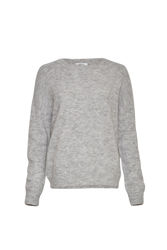 Femme Mohair O Pullover LGM