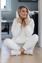 Zoe Hoodie Off-white