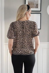 Tilda 2/4 Top Leopard