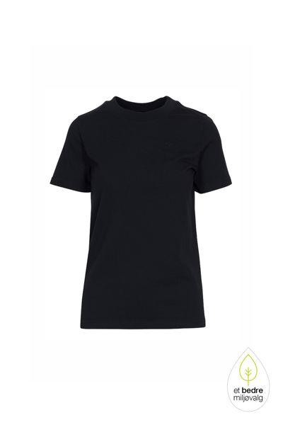 Tina T-shirt Sort