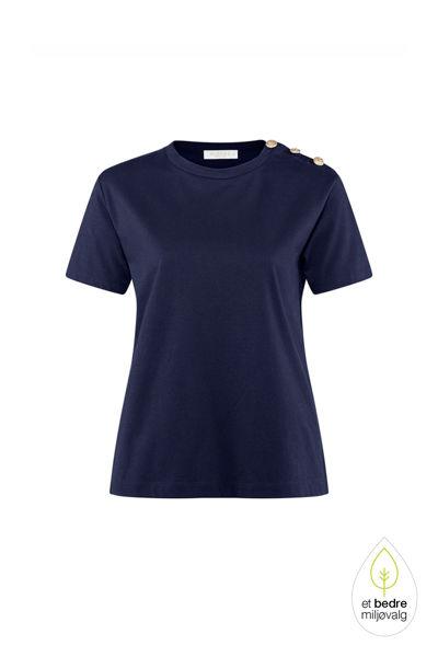 Thalia T-shirt Marineblå