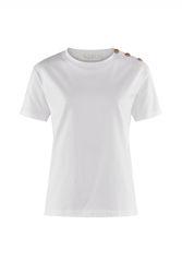 Thalia T-shirt Hvit