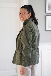 Yuma Jacket Beetle Green