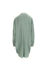 Jett Shirt Dress Grønn