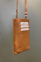 O&O Phone Bag Caramel
