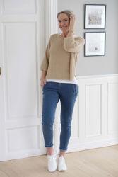Tunja Denim Pant Jeansblå