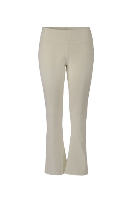 Hilde velour pants Beige