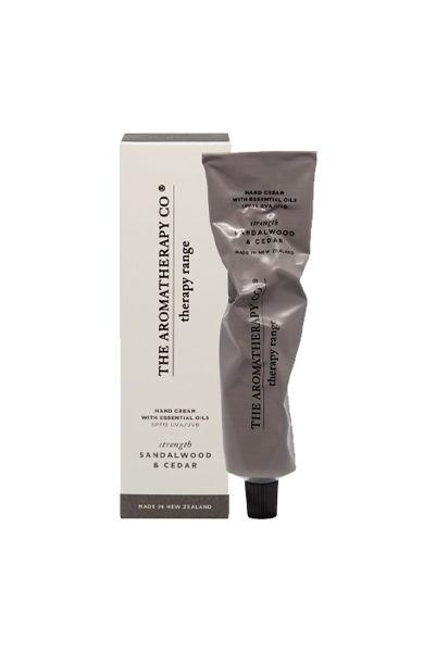 Therapy Hand Cream Strength Sandalwood & Cedar