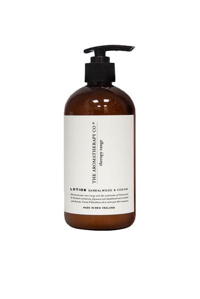 Therapy H&B Lotion Strength Sandalwood & Cedar
