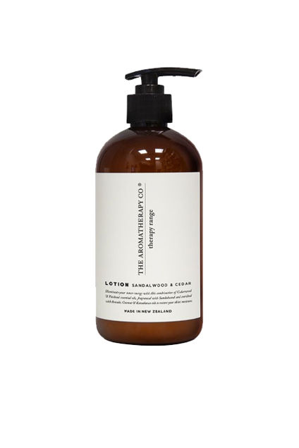 Therapy H&B Lotion Strength Sandalwood & Cedar