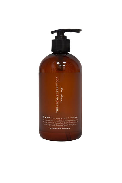 Therapy H&B Wash Strength Sandalwood & Cedar
