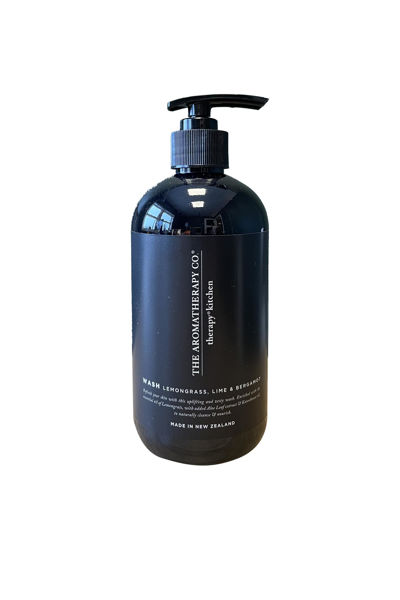 Therapy Kitchen Hand Wash 500 ml Lemongrass, Lime & Bergamot