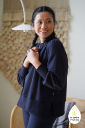 Sarena sweater Navy