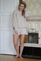Tika shorts Beige