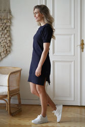 Wida dress Navy