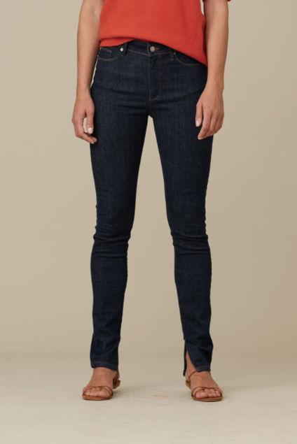 Poline Split WC Washington Jeansblå