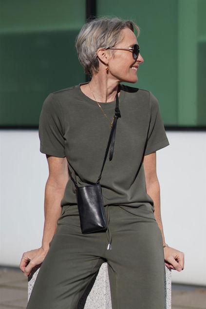 Vincent Karmen T-Shirt Grønn
