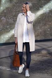 Helia Long Shirt Ivory