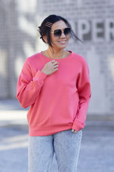 Ima DS Sweatshirt Rosa