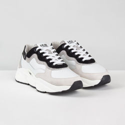 Rock L59 pony hair Offwht/chee/offwht-b