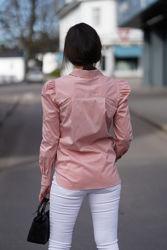 Marlene Shirt Misty Rose