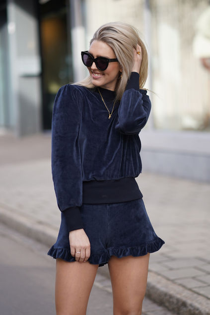Mango sweater Navy