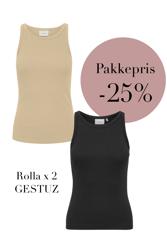 Rolla + Rolla Sort&Beige