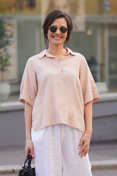 Tracy Top Rose