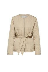 Plastic change quilt spring jacket Nomad