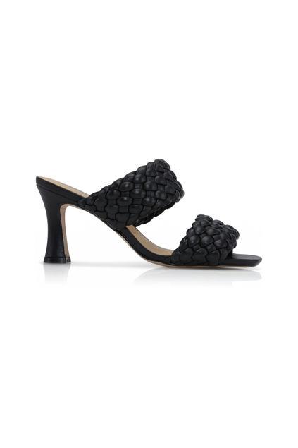 Samie Plain Leather Sort