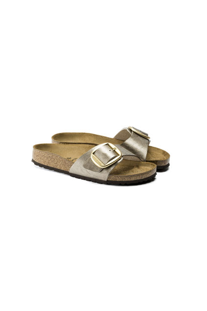 Madrid Big Buckle BF Graceful Taupe S