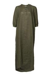 Ebbi Long Dress Army