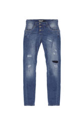 Classic Holes Jeansblå
