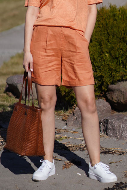 Lacy Shorts Sandstone
