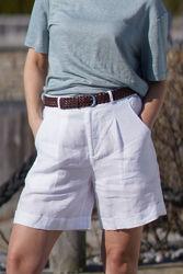Lacy Shorts Hvit