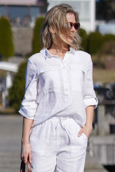 Libby Shirt Hvit