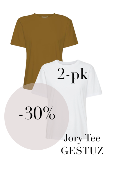 Jory+Jory Hvit og Cognac